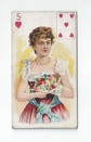 5 of Hearts front